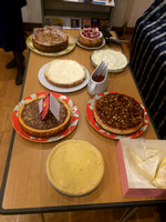 Shavuot Cheesecake Competition