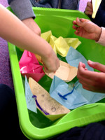Year 4 Cheder boats